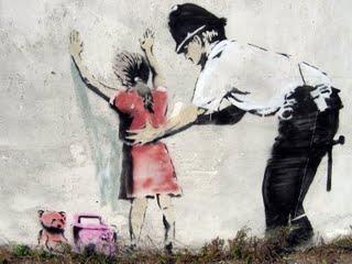Ο Banksy είχε κάνει λάθος και σπεύδω να αποκαλύψω την πραγματικότητα